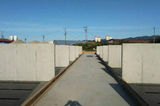 施工実績/堆肥舎(エアレーション)設備新築