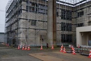 施工実績/根室振興局庁舎屋根改修工事